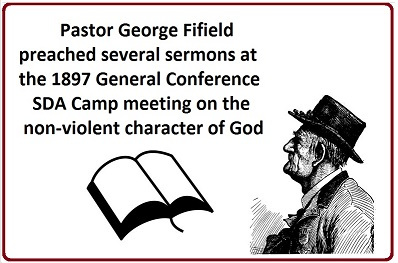 George Fifield : The Character of God