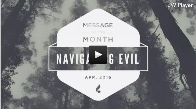 Navigating Evil