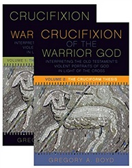 Greg Boyd - Crucifixion of the Warrior God