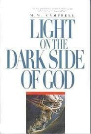 Book cover of Light on the Dark Side of God