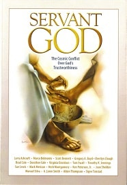 Servant God Book Cover